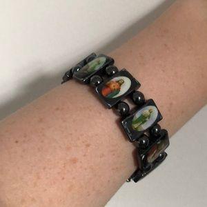 A Christian bracelet